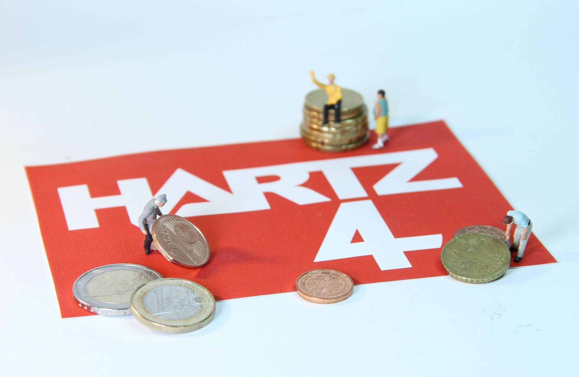Hartz IV Regelsätze