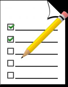Umfrage auswerten