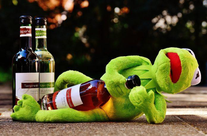 Alkoholkonsum Jugendlicher