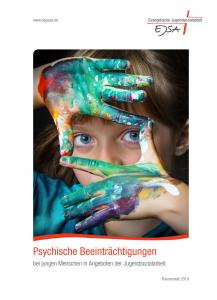 Junge Menschen mit psychischen Beeinträchtigungen