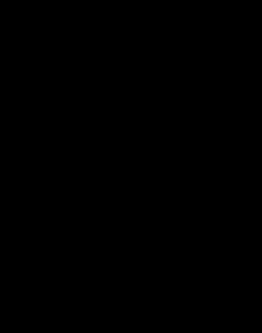 Gezeichnete Textzeilen mit Unterschrift